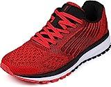 WHITIN Unisex Sportschuhe Damen Herren Turnschuhe Laufschuhe Sneakers Männer Walkingschuhe Outdoor Modisch Bequem Joggingschuhe Fitness...