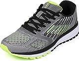 WHITIN Unisex Sportschuhe Damen Herren Turnschuhe Laufschuhe Sneakers Männer Walkingschuhe Modisch Bequem Joggingschuhe Fitness Schuhe Grau...