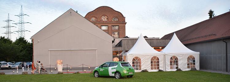 Veranstaltungszentrum Seifenfabrik