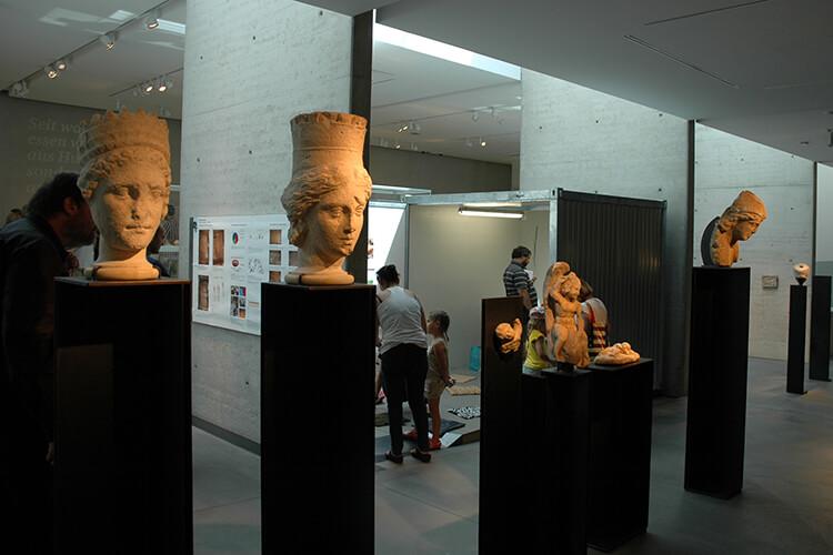 Das Archäologie Museum