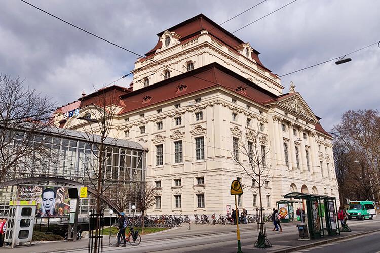 OPer Graz Rückseite