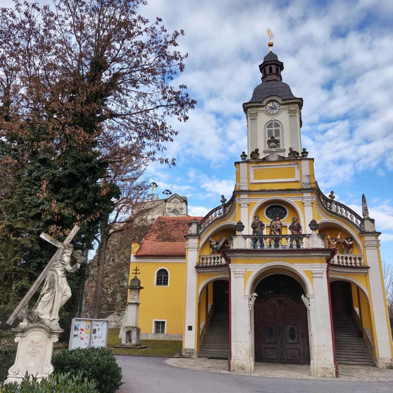 Die Kalvarienbergkirche Graz