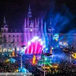 Silvester 2020 in Graz