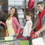 Shopping Center - Einkaufszentrum