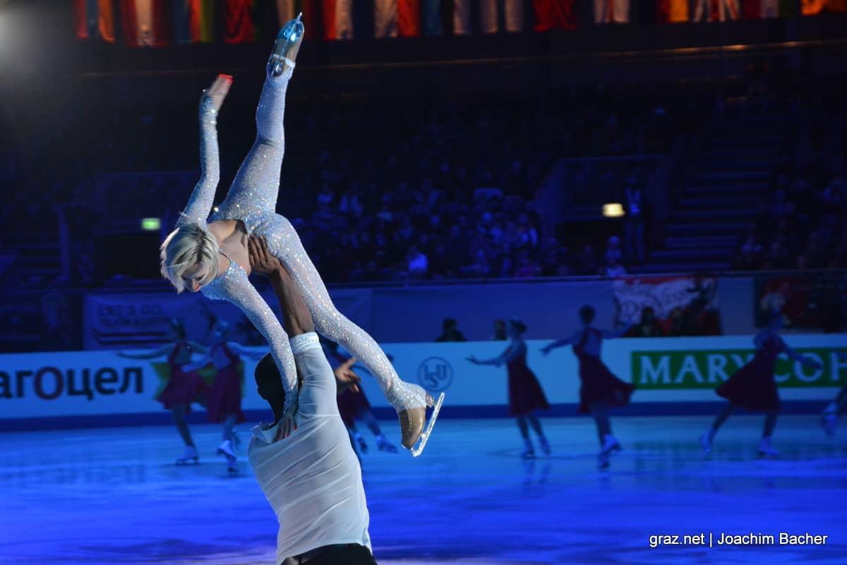 Eiskunstlauf Em