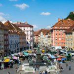 Hotels in der Grazer Innenstadt - im Zentrum von Graz