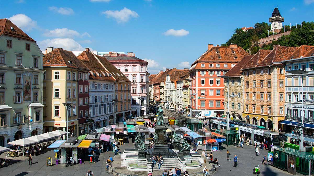 Altstadtrundgang in Graz - Innenstadt Graz erleben - Termine