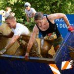 Grazathlon 2021 - Hindernislauf durch Graz