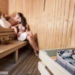 Sauna und Wellness in Graz