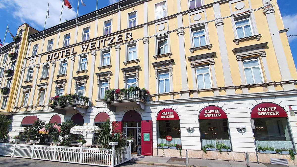 Hotel Weitzer