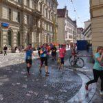 Graz Halbmarathon 2020 in der Covid Edition als 7 km Lauf - 13. September 2020