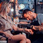Tattoo-Studios - Tätowierer