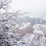 Winter in Graz