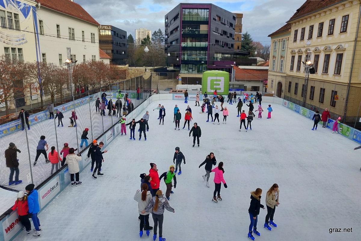 Eislaufen Mit 2 Jahren