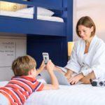 Hotels für Familien mit Kindern